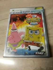 The-SpongeBob-SquarePants-Movie-Microsoft-XBOX-THQ-Nickelodeon