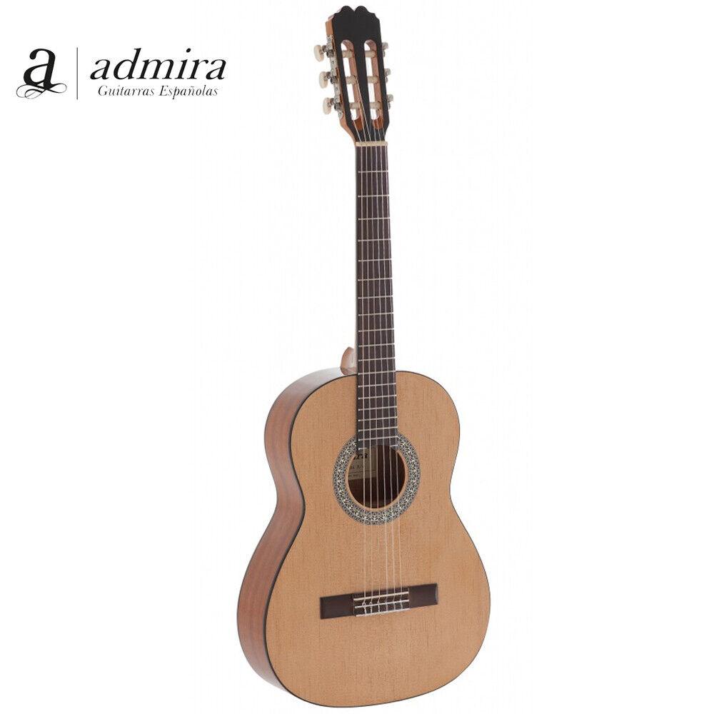 Admira ALBA 3 4 Größe Beginner Classical Nylon Spanish Guitar made IN SPANIEN