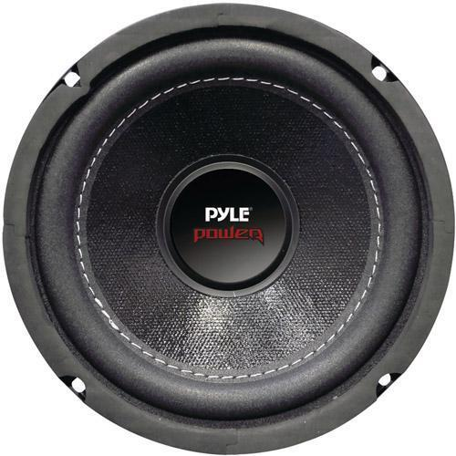 """NEW 6.5"""" DVC Subwoofer Bass.Replacement.Speaker.4 ohm.Shallow Sub.6-1/2"""".bmw z3"""