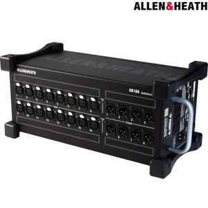 ALLEN-amp-HEATH-AB168-Portable-Remote-audiorack-pour-qu-me-GLD-L-AB-168