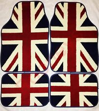 CAR FLOOR MATS-UNION JACK FOR SUZUKI SWIFT ALTO VITARA LIANA IGNIS SPLASH