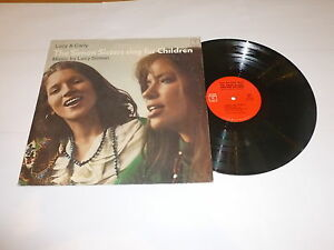 THE-SIMON-SISTERS-Sing-for-Children-1973-USA-11-track-LP