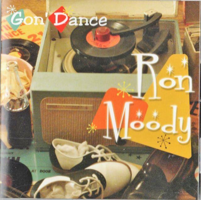 RON MOODY gon' dance - CD  soul rock 60's