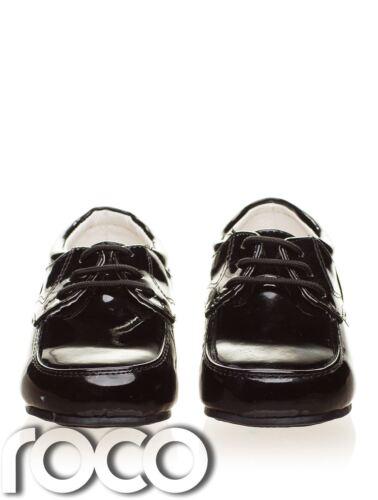 Le Garçons Dentelle Vers Noir Bébé De Garçon Costume Chaussures Pour Haut 1wfOAF