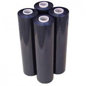 6-STRONG-ROLLS-BLACK-PALLET-STRETCH-SHRINK-WRAP-PARCEL-PACKING-CLING-FILM-FAST