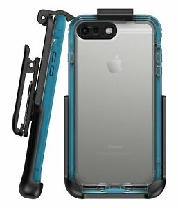 hot sale online ca9d0 4bee6 Details about Encased Belt Clip Holster for LifeProof NUUD Case iPhone 8  Plus (5.5