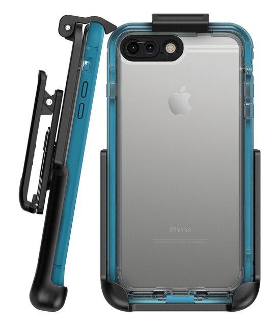 "Encased Belt Clip Holster for LifeProof NUUD Case iPhone 8 Plus (5.5"")"