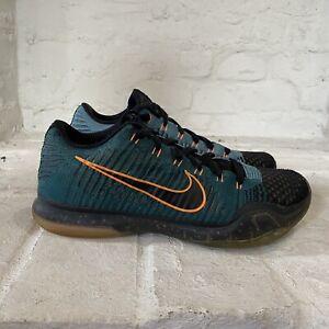 Lesionarse Por favor cáncer  Nike Kobe X 10 Elite Low Drill Sergeant Size 9 US 747212-303 | eBay