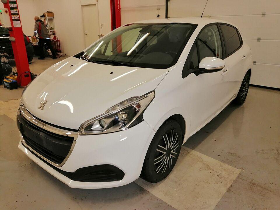 Peugeot, 208, Benzin