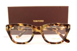 db8e06c08b Brand New Tom Ford Eyeglasses Frames 5178 Color 055 HAVANA Men Women ...