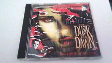 "ORIGINAL SOUNDTRACK ""FROM DUSK TILL DAWN"" CD 17 TRACK BANDA SONORA  BSO OST"