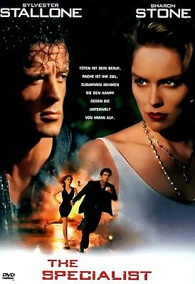 The Specialist - Silvester Stallone / Sharon Stone - Dvd