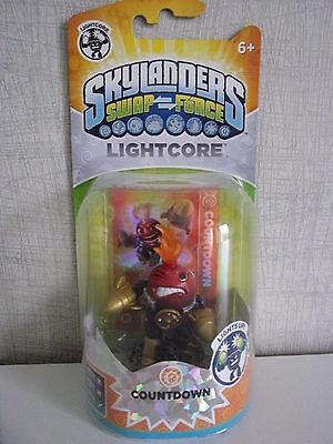 Skylanders Swap Force Lightcore Compte à Rebours Neuf et Scellé