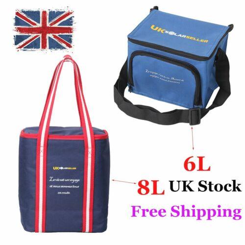 Small Picnic Cool Bag Travel Picnic Lunch Camping Oxford Picnic Cool Bag Box YO