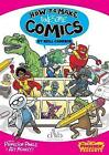 How to Make Awesome Comics by Neill Cameron (Paperback, 2014)