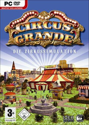 1 von 1 - Circus Grande - Die Zirkussimulation (PC, DVD-Box)