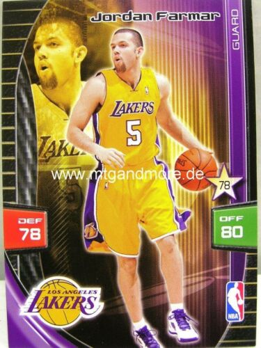 Panini NBA adrenalyn xl 2010-Los Angeles Lakers choisir