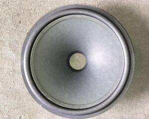 2-Pieces-12-Cerwin-Vega-Cones-Rare-Subwoofer-Speaker-Repair-Parts-N-O-S