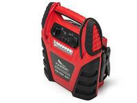 Batterieladegerät 12v Ladegerät Akkuladegerät, Kompressor, Usb, Led-lampe 5 In 1