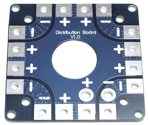 Stromverteiler Power Distribution Board FPV Multi Quadro Hexa Copter 100A