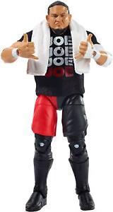 WWE-Samoa-Joe-Elite-Collection-Wreswtling-Action-Figure-Mattel