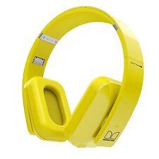 Nokia Monster Purity HD WH-930 CABLATO On-Ear Cuffie Stereo con microfono-Giallo