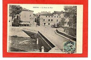 cpa-63-ISSOIRE-La-Porte-du-Pont-1907