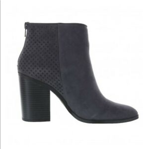 Stina Perforated Bootie Size