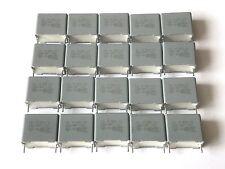 33nf, 0,033uf, 300v ~, 1000v, y2, rm15, MKP, diapositiva, Vishay, bfc233620333, 20 pezzi