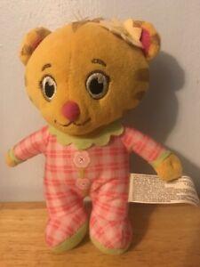 Details about DANIEL TIGER\'S NEIGHBORHOOD PBS KIDS MARGARET SISTER  CHARACTER PLUSH DOLL FIGURE