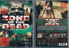APOCALYPSE OF THE LIVING DEAD --- Zone of the Dead --- Uncut --- Neu & OVP ---