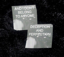 Marina and The Diamonds Stickers x2 Homewrecker Electra Heart Pop Tumblr Grunge