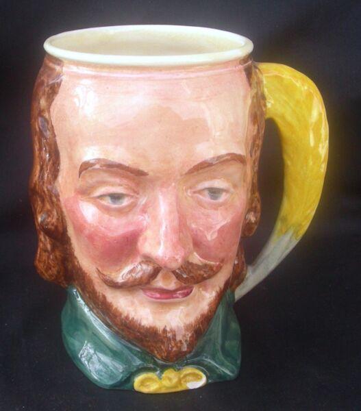 Vintage Lancaster & Plato William Shakespeere Personaje La Jarra Lo Mejor En Conveniencia