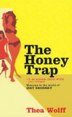 1 of 1 - Wolff Thea-Honey Trap  BOOK NEW