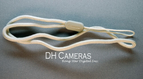 Silver Hand Wrist Strap Canon ELPH 115 130 310 510 100 300 500 520 HS C84-1373