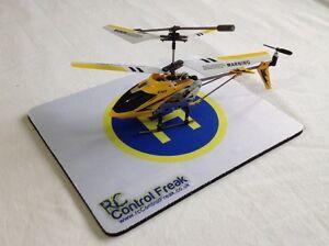Mini-Helicoptero-RC-Plegable-helipad-Aterrizaje-Pad-19cm-x-23cm-IDEAL-PARA