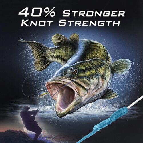 Made in The USA KastKing KastPro Braided Fishing Line Thin Diameter