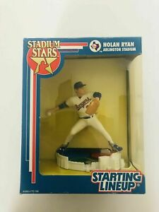 1993 Starting Lineup - Nolan Ryan Stadium Star - MLB Rangers Arlington Stadium