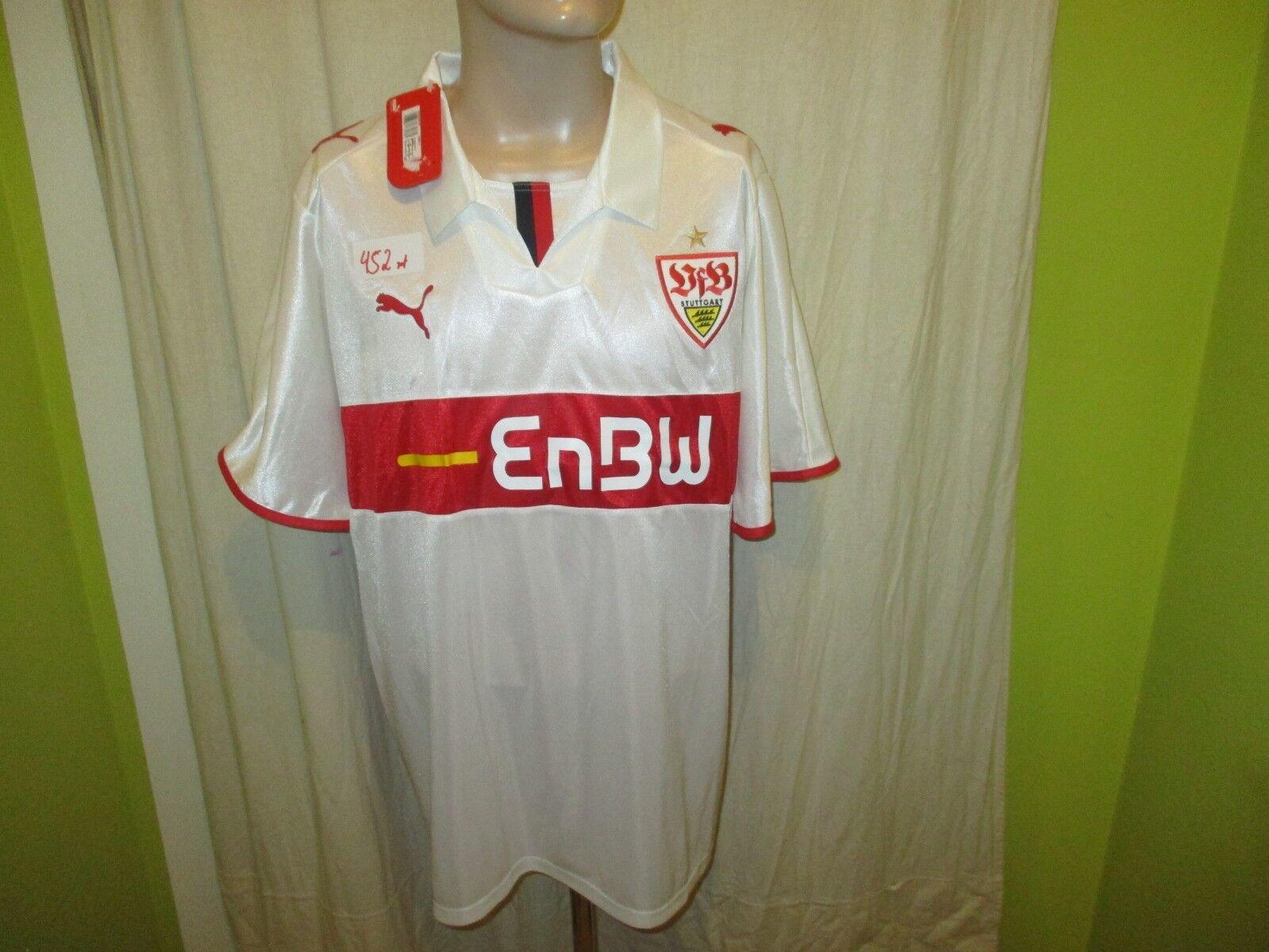 VfB Stuttgart Original Original Original Puma Heim Trikot 2009/10