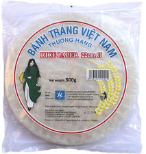 Papel de arroz para Rollitos primavera oriental Cenas redondo ø 22cm