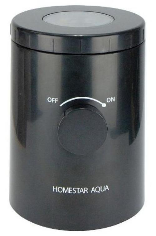 Homestar Aqua AQUA Negro Casa Estrella Aqua Japón