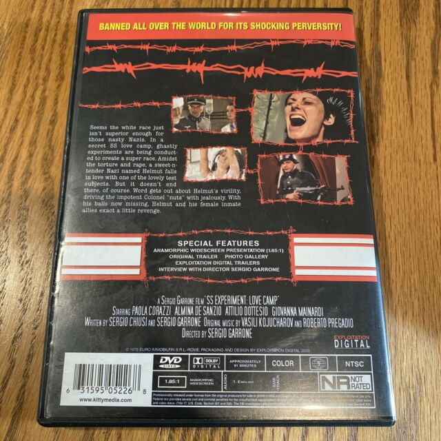 SS Experiment Love Camp (Blu-ray) (Import) - Blu-ray