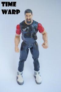 WWF WWE * TITAN TRON LIVE * COMMISSIONER MICK FOLEY * 1999 ACTION FIGURE