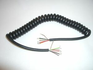 Opek Mc8 6 3ft Replacement Hand Mike Microphone Cable