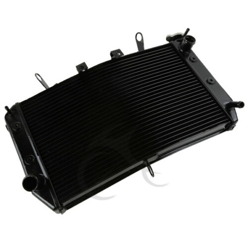 New Motor Black Aluminum Radiator Cooler For YAMAHA FZS1000 2006-2015 2014 2013