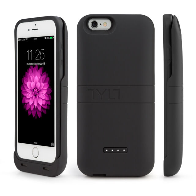 size 40 3f4d3 2385f Tylt Energi 3 500mah Sliding Power Case for iPhone 6 Plus