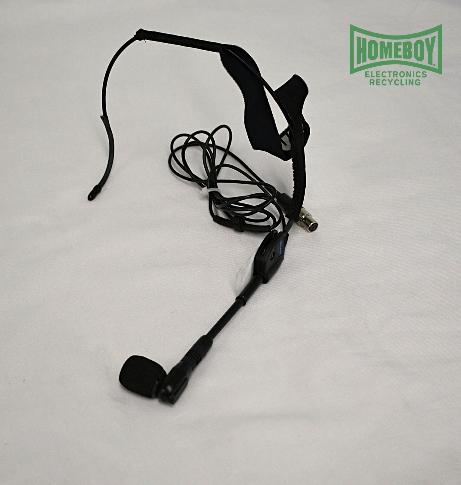 Shure Model WH30 Condenser Headset Microphone