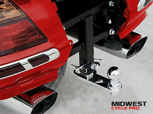 Add On Trailer Hitch for Honda GL1800 Goldwing 45-1806 2001-2010