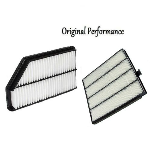 Tune Up Kit Cabin Air Filters for Acura MDX 3.5L; J35A5 Eng 2006