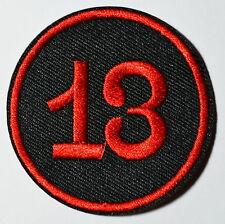 Lucky 13 Big Al Crow Patch